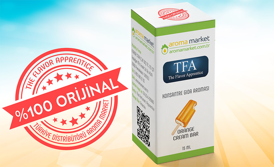 Tfa Orange Cream Bar Aroma